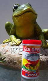 Goldfish Premium Food 50g
